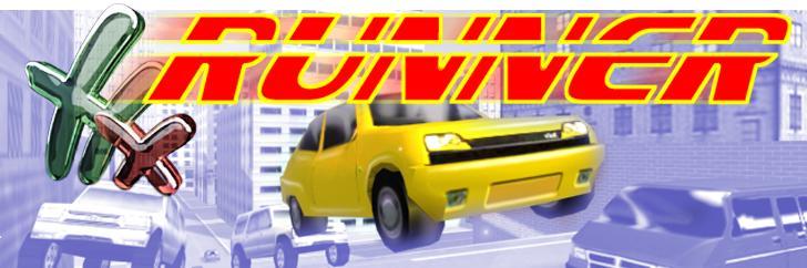 Car Action Free Flash Game: FFX Runner - Officine Pixel